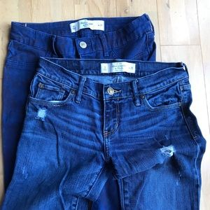 AF jeans two pairs